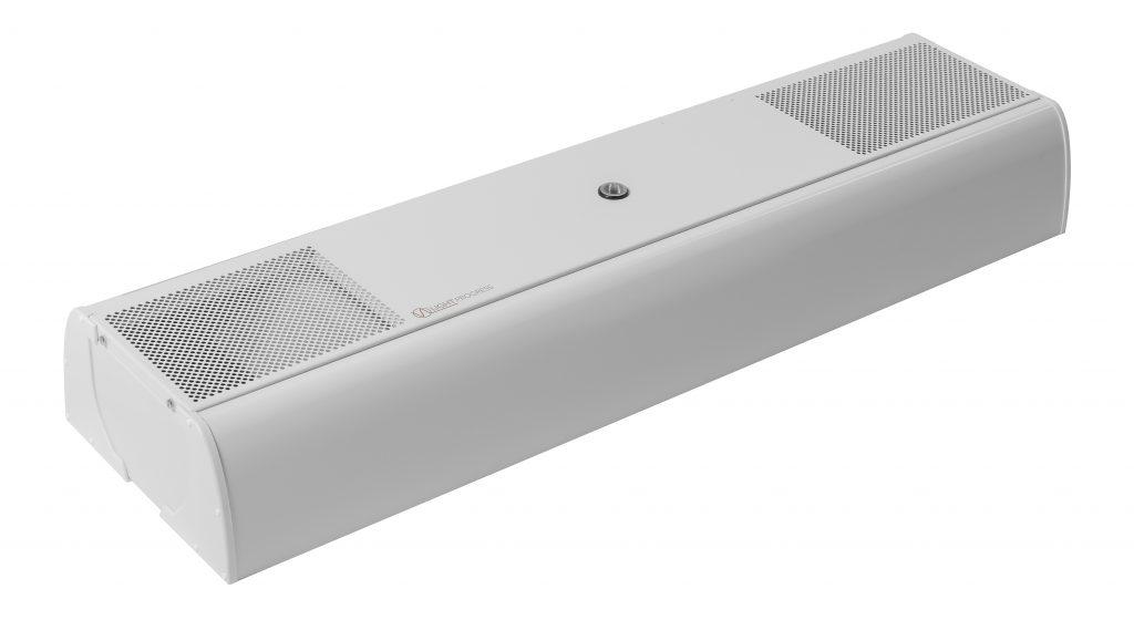 UV-C Wall Mount Fan